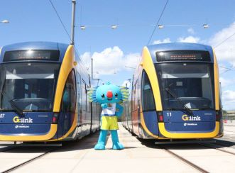 Gold Coast Light Rail Stage 2 provides seamless transport experience to public users
