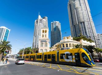 Aurecon was appointed as Technical Advisor to the Gold Coast Rapid Transit Stage 1 project