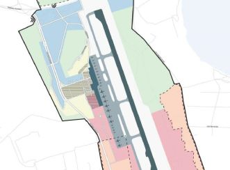 Hobart Airport's Ultimate (2040+) development plan