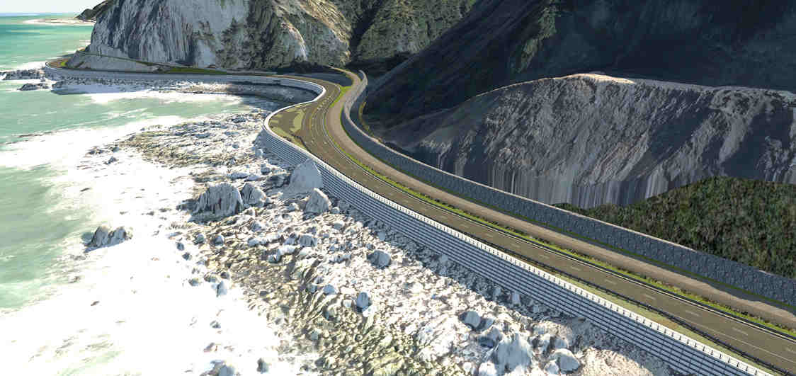 Image result for kaikoura highway