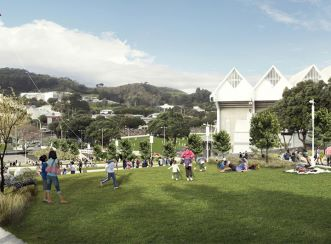 Work will include identifying preferred options for unblocking the Basin Reserve and Mount Victoria tunnel.