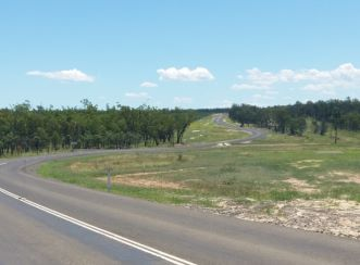 Rural Roads in the Maranoa Region, Queensland