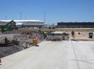 Melbourne Airport expands