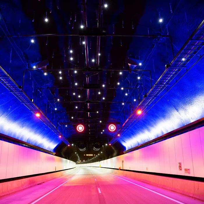 Aurecon provides road tunnel and design services to NorthConnex, Australia's deepest road tunnel.