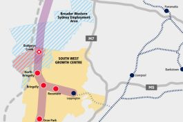 Aurecon is supporting Transport for NSW to identify rail corridors  for the North South Rail Line and South West Rail Link Extension