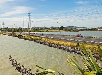 Southern Corridor Improvements Auckland