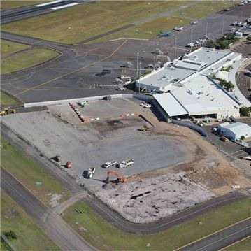 Aurecon is in charge of the design and construction of Sunshine Coast Airport