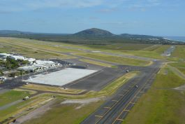 Sunshine Coast Airport is a newly constructed Australian airport located at the northern end of the Sunshine Coast.