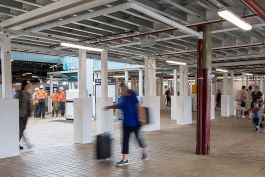 Sydney Central Station has tapped Aurecon to work on its comprehensive pedestrian modelling.