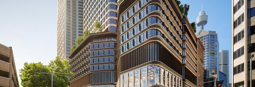 Aurecon is a major industry contributor to Australia's biggest transport project, designing what will be an iconic new station at Pitt Street in the Sydney CBD.