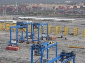 The upgraded Tema Port has significantly increased the country's container throughput capacity