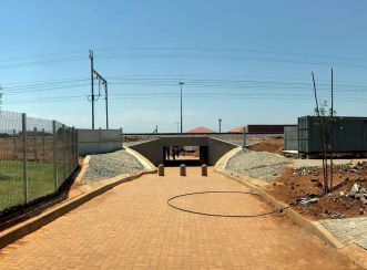 Aurecon used a range of digital engineering tools, such as BIM 360, Civil 3D and CAD for the design of Tembisa underpasses.