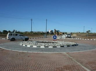 Thembalethu Traffic Circle