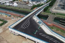 Aurecon helped utilised the longest and heaviest precast girders ever launched in Singapore
