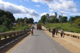 Upgrading of Tuduma-Laela-Sumbawanga Road