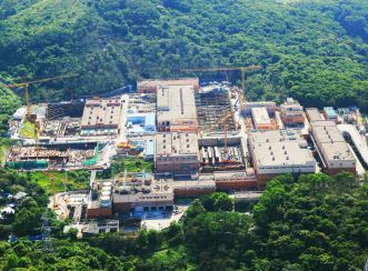Excavation and Lateral Support Works in the Expansion of Tai Po Water Treatment Works