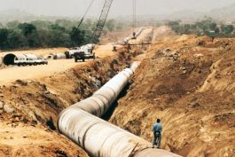 Gurara Pipeline – detailed design of pipeline and of road-over-river bridges