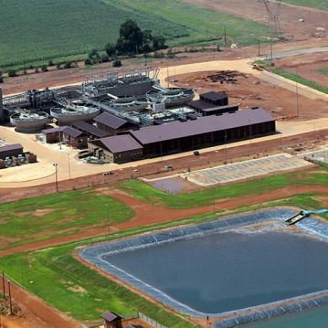 Aurecon provided engineering, procurement and construction management for the Middleburg Water Reclamation Project