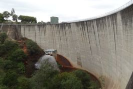 Acceptable Flood Capacity (AFC) safety upgrade of the Moogerah Dam, Australia