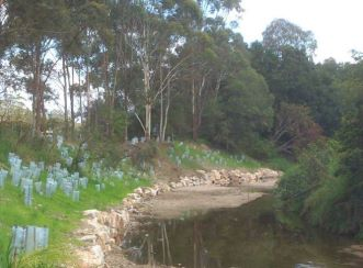 North Kedron Brook Sewer Rehabilitation, Australia
