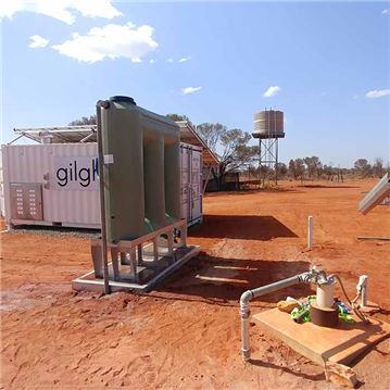 Together with Ampcontrol, Aurecon developed Project Gilghi, the world