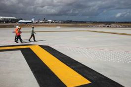 Airports thinking - perfecting runways