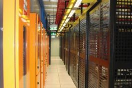 Inside the Equinix data centre
