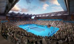 A photo of Margaret Court Arena
