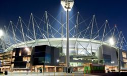 A photo of the Melbourne Cricket Ground