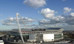 A photo of the Wembley Stadium