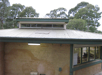The completed Shelter in Place is significantly more secure and easier to maintain