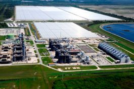 Martin integrated solar combined-cycle plant, United States