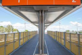 Aurecon completed research for Victoria's first user centric design rail project