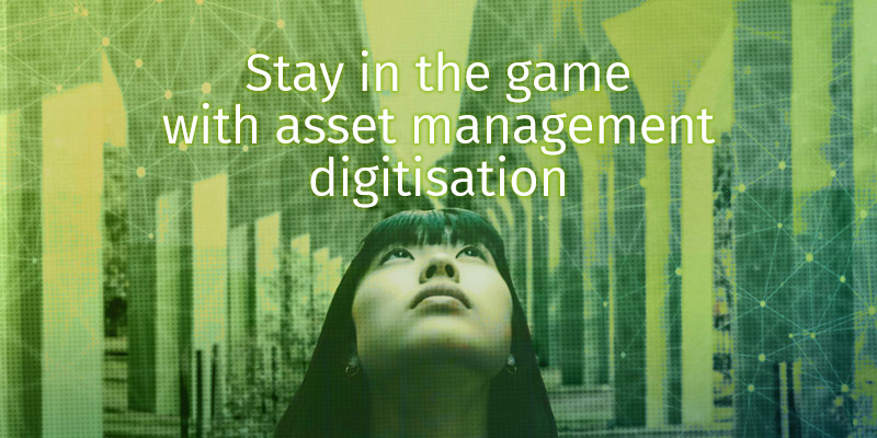 Going digital can help asset owners become future ready and provide them with insights that can help them with decision making.