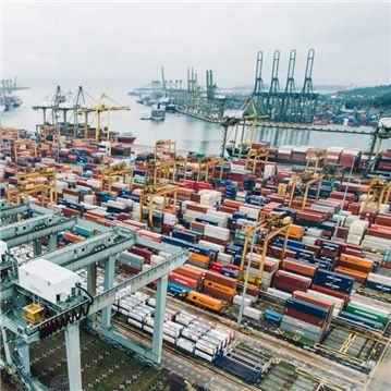 Asset management for ports