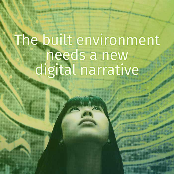John Hainsworth, Aurecon's Digital Leader for Built Environment, explores how digital ways of working can drive disruptive change.