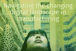 Ingrid Appelqvist calls for digital transformation in the manufacturing industry as the landscape gets more complex and connected than before.