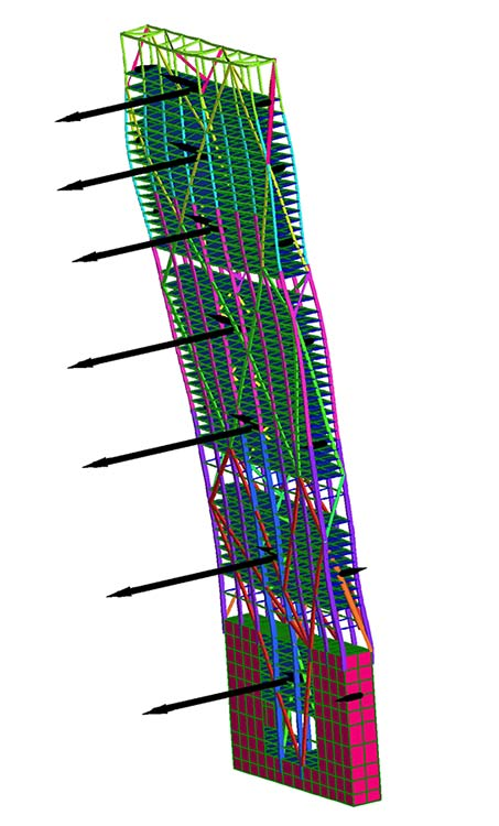 The digital wind method applied to Aurecon's Soontareya Tower