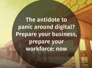 Upskill, automate and anticipate to thrive in the digital future