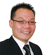 Jason Tok, Asia Transport Planning Representative