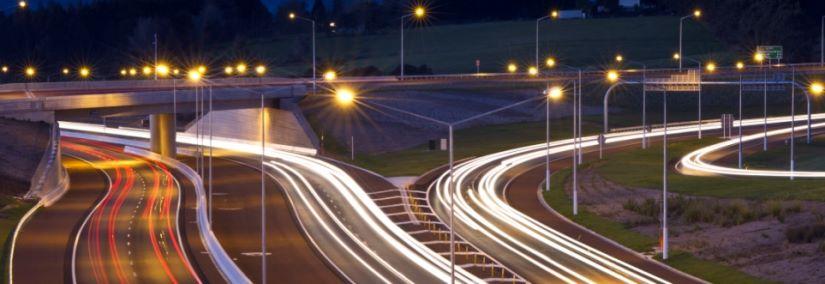 SH18 Hobsonville Motorway and SH16 Brigham Creek Extension, New Zealand