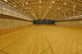 Saxton Field Sports Stadium - Interior
