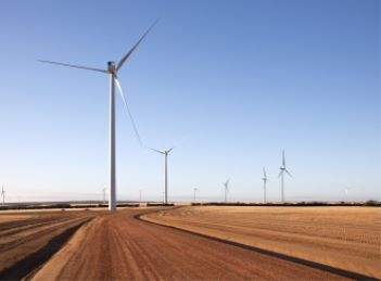 Collgar Wind farm, Western Australia