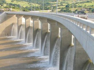 Maguga Dam on the Komati River
