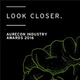 Aurecon awards 2016