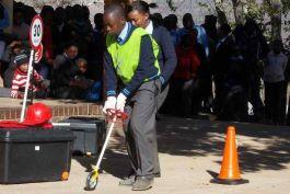 Community Pedestrian Safety Pilot Project