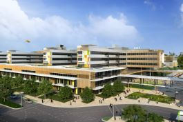 Sunshine Coast Public University Hospital, Australia