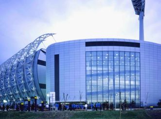 TEDA Soccer stadium