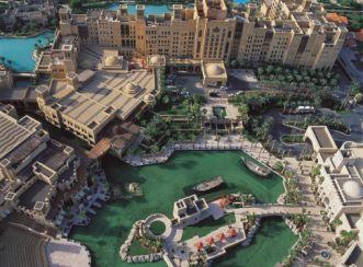 Madinat Jumeirah Resort - Aerial