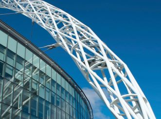 Wembley Stadium - Arch